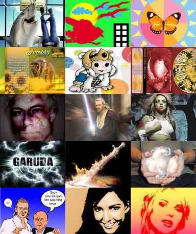 preview materi Photoshop DG